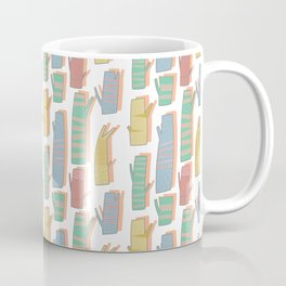 Pattern Project #33 / Tree Trunks Coffee Mug