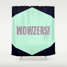 Wowzers Shower Curtain