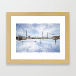 Habitat: 1024 Framed Art Print