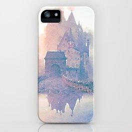 Castle 1 iPhone Case