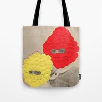 scales Tote Bags featuring Scales by Naomi Vona
