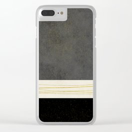 Phi Alpha 7 Clear iPhone Case