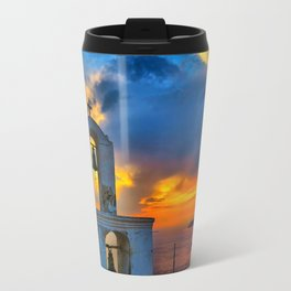 Santorini 9 Travel Mug