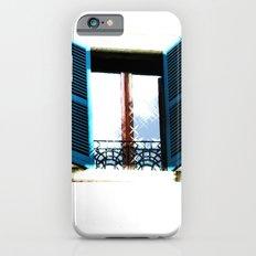 Window to the Present iPhone 6s Slim Case