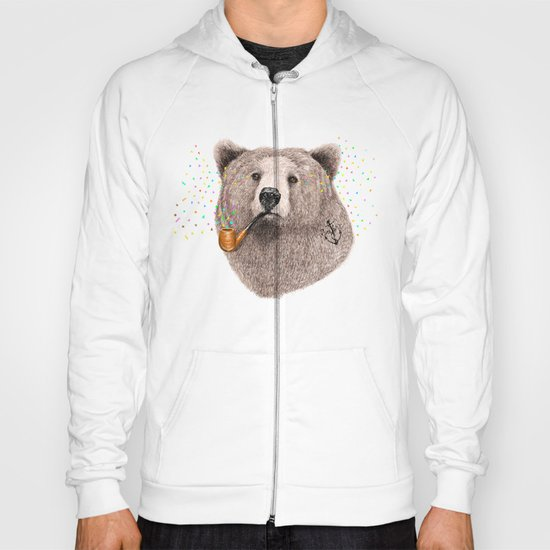 Sailor Bear Hoody