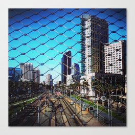 San Diego. My Home...My Prison Canvas Print