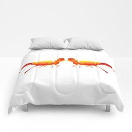 Chicken Dance Comforters
