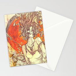 Psyche & Cupid Stationery Cards