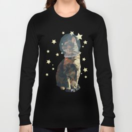Space Cat. Long Sleeve T-shirt