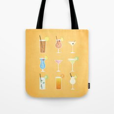 Mixed Drinks Tote Bag