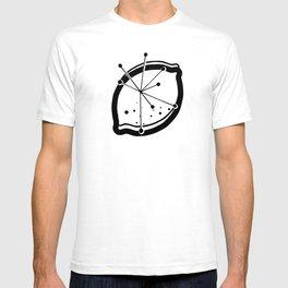Atomic Lemonade_Black and White T-shirt