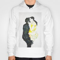 kiss Hoodies featuring KISS by SEVENTRAPS