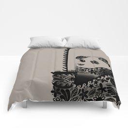 Yakuza Panda Comforters