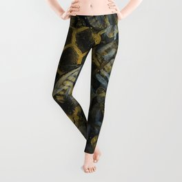 The Golden Hive Leggings