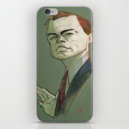 Leo! iPhone Skin