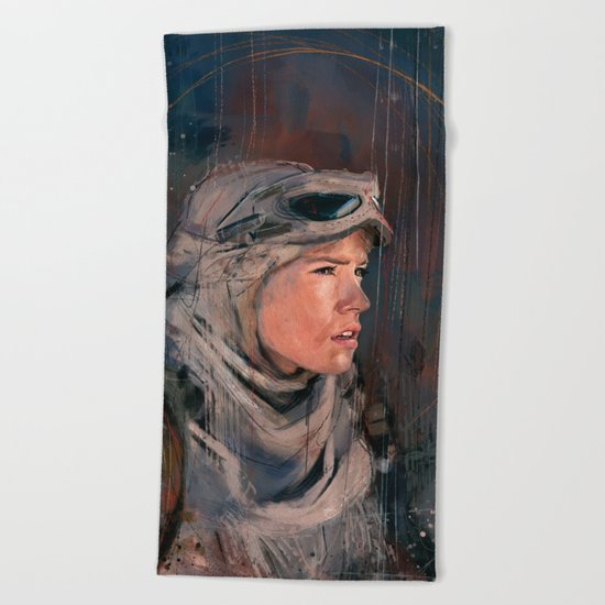 The Scavenger Beach Towel