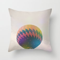 Lets Fly Away Throw Pillow