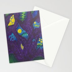 Monsters On My Mind Stationery Cards
