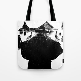 The Hateful Eight Tote Bag