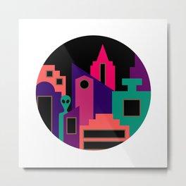 Metropolis Marciana Metal Print