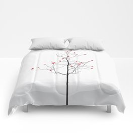 Twig Tree - Crimson Comforters