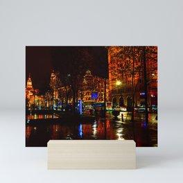 Shanghai 五 Mini Art Print