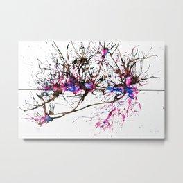 My Schizophrenia (11) Metal Print