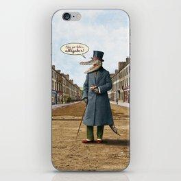 See Ya Later, Alligator! iPhone Skin
