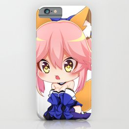 Fate/Grand Order Tamamo No Mae iPhone Case