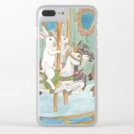 Carosel Clear iPhone Case