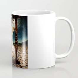 Sands of Time ... Memento Mori Coffee Mug