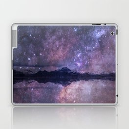 Space and time Laptop & iPad Skin