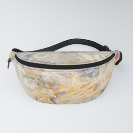 Light and Muse | Floral Watercolor no. 2 Fanny Pack