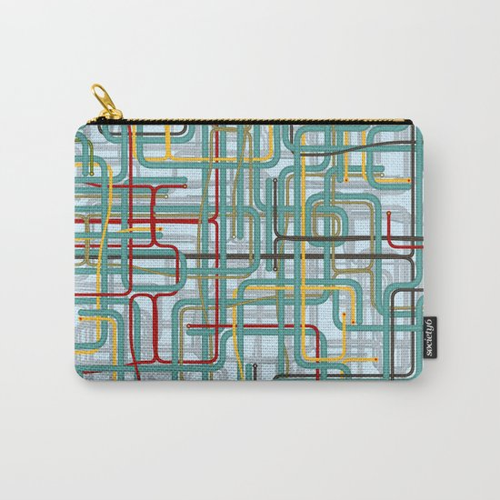 Pipe nightmare Carry-All Pouch