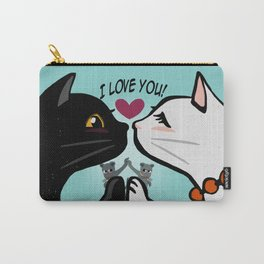 Love you cats Carry-All Pouch