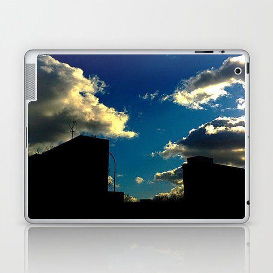The Clouds above Laptop & iPad Skin
