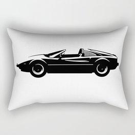 Exotic Sportscar Design by Bruce Gray Rectangular Pillow