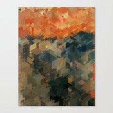 Panelscape Iconic - The Scream Canvas Print