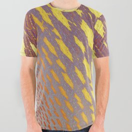 Fractal Abstract 79 All Over Graphic Tee