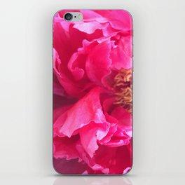 Flower II iPhone Skin