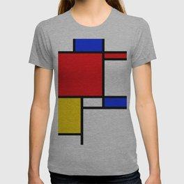 Piet Pattern T-shirt
