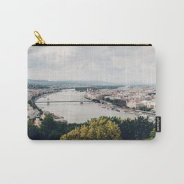 Budapest Pano Carry-All Pouch