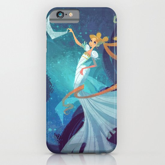 Serenity on the Moon iPhone & iPod Case