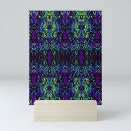 RainbowFire Remix Mini Art Print