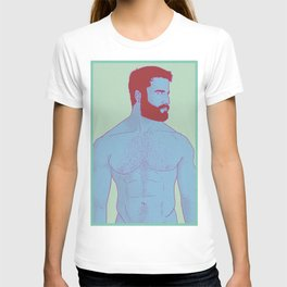 Cold skin T-shirt
