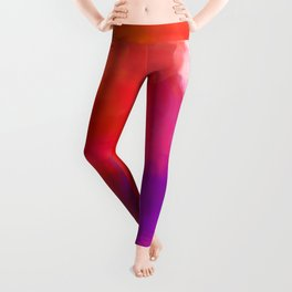 For the Love of Color Leggings