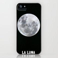la luna Slim Case iPhone (5, 5s)