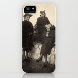 Die Frauen iPhone Case