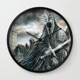 """""""LA LLEGADA"""" Wall Clock"""