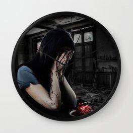 Lost Love Wall Clock